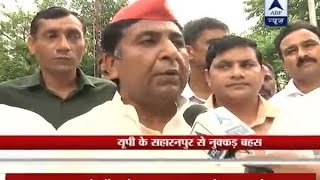 WATCH FULL: Nukkad Behes from UP's Saharanpur