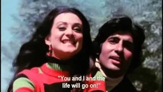 Tum Bhi Chalo Hum Bhi Chalein - ZaMeer 1975 - (eng sub_)