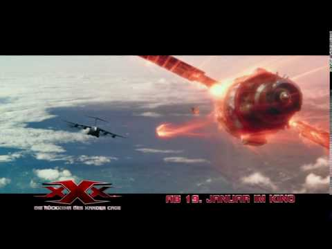 Xxx Mp4 XXx DIE RÜCKKEHR DES XANDER CAGE TV SPOT 12 DE 3gp Sex