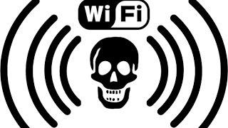 [HunterDz] Trouver facilement  le code d'un réseau Wi-Fi