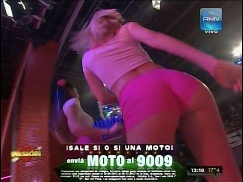 MV BDP Bailarinas de pasion Pink Shorts