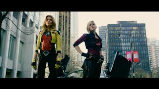 OFFICIAL TRAILER!! ELECTRA WOMAN AND DYNA GIRL!! - June 7th!