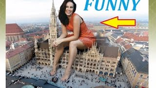 Female Giant Pictures - Funny Giant Pictures - Whatsapp Pictures