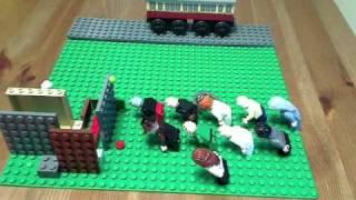 Lego Michael Jackson ghost dance