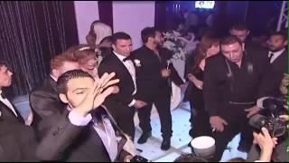 تامر حسني يبدع في فرح اخت حماده هلال حصري  2015