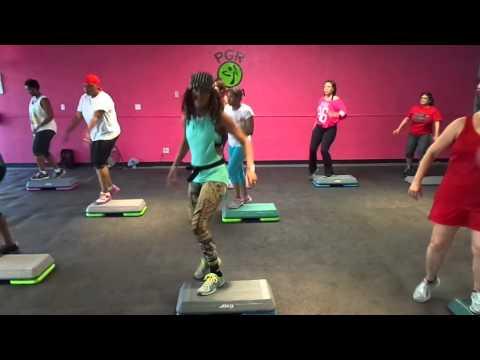 Hip Hop Step Aerobic By PGR Family Cardio Club