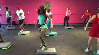 Hip Hop Step Aerobic By: PGR Family Cardio Club