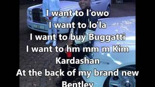 the money by davido ft olamide [lyrics video]-Naijamusiclyrics