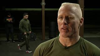 Generals join Marines training with the new FORCE FITNESS INSTRUCTION PROGRAM in Japan