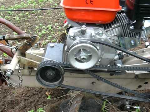 Двигатель для мотоблока своими руками
