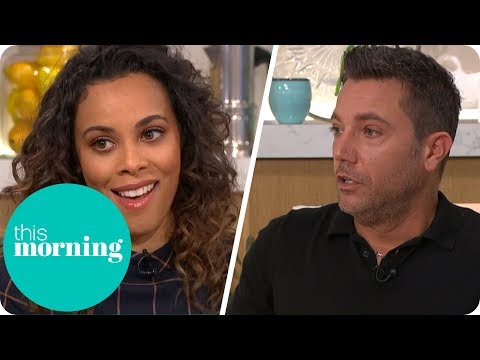 Gino Gets Angry With Rochelle for Eating Bolognese With Salad Cream | This Morning