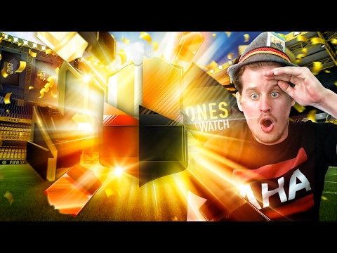 OMG LEGEND AND A OTW IN A PACK! MY BEST EVER ONES TO WATCH PACK OPENING! FIFA 17 ULTIMATE TEAM