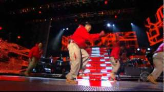 Chris Brown - Run It  performance ao vivo