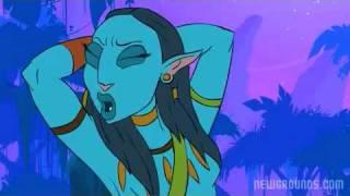 LesLAQ - Scène coupée (sexe) d'Avatar.flv