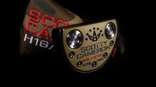 Scotty Cameron Limited Release 2016 Holiday H16