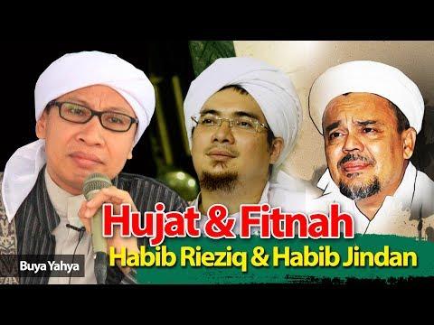 Hujat dan Fitnah Habib Rizieq & Habib Jindan