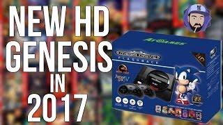 New HD Sega Genesis Coming in 2017 | RGT 85