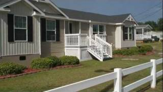 Clayton Homes - Double Wide sized Modular Home - Florence, SC