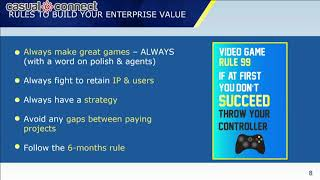 Getting Acquired - What You Must Know   Rhys Dekle