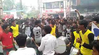 Mersal celebrations after FDFS Mavelikara Vijay Fans #Prathibha_Theatre #Kerala_VFC
