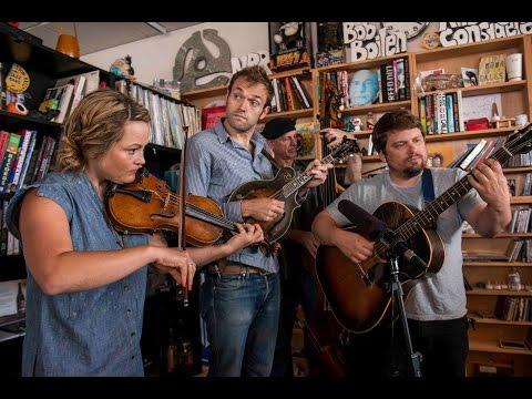 Nickel Creek NPR Music Tiny Desk Concert