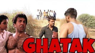 Ghatak || सन्नी देवल  || Haryanvi style ||  Haryanvi khagad