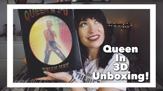 Queen In 3D Book Unboxing!