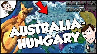 Hearts of Iron 4 HOI4 Is Australia-Hungary The Best Country Ever?