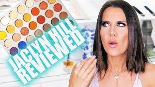 JACLYN HILL MORPHE PALETTE   Worth The Hype???