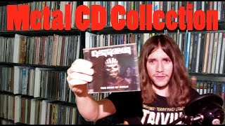 My Metal CD Collection 2019