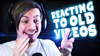 Reacting To Old Videos! (Part 1)