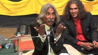 Baba Najmi, Punjabi Mushaira, 2nd Lyallpur Punjabi Literary Festival 2017