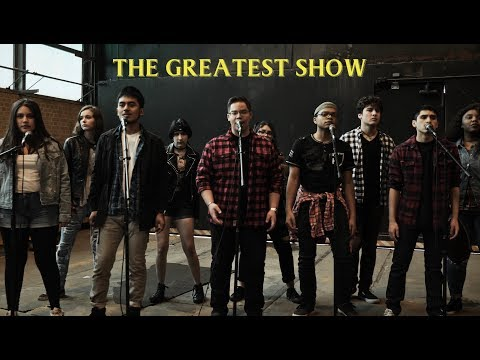 "The Greatest Show (cover from ""The Greatest Showman"")- Musicality"