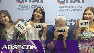 Kapamilya Chat Exclusive: Bukingan time with A Love To Last Kasambahays