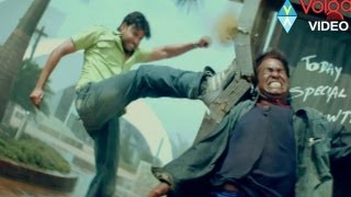 Sumanth Power full Action Scene From Pourudu