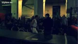 Triple amenaza  campeonatos de la WWW Rod Zayas vs Hades Vs Blacksmith (invitado) y final del show