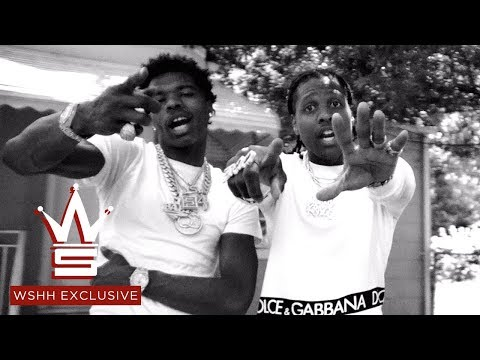 """Lil Durk Feat. Young Dolph & Lil Baby """"Downfall"""" (WSHH Exclusive - Official Music Video)"""