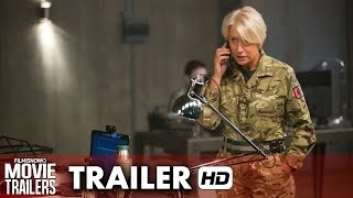 Eye in the Sky Official Trailer (2016) - Helen Mirren, Aaron Paul, Alan Rickman [HD]