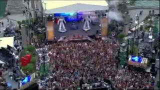 Flash Mob - Black Eyed Peas - I Gotta Feeling - choreography black eyed peas - Oprah Winfrey.avi