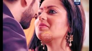 Ranaji and Gayatri romances with each other