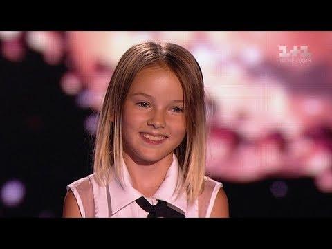 Daneliya Tulyeshova 'Stone Cold' – Blind Audition – Voice.Kids – season 4 [ENG sub]