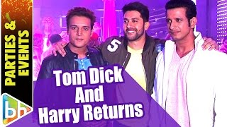 My Childhood Crush Is Shah Rukh Khan | Jimmy | Sharman | Tom Dick And Harry Returns | On Location