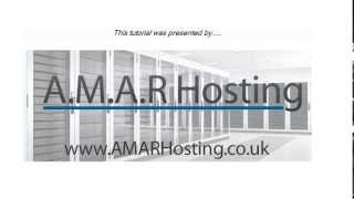 Configure Windows Live Mail with A.M.A.R Hosting Shared Web and Email POP3 Email Account