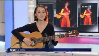 Claire Danjou : France 3 Nord Pas-de-Calais (11/01/2012)