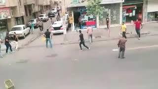 جنگ افغانی و ایرانی در ایران........