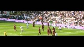Gareth Bale vs Manchester City (H) 12-13 HD 720p - by AGComps1