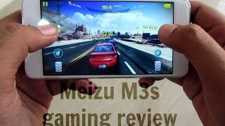 Meizu M3s gaming review