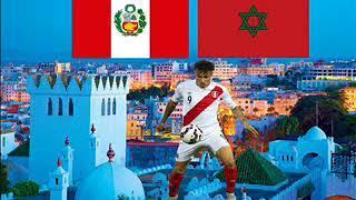 Marroquíno ama a Perú y el selección Perúano (English) - Felicitaciones Perú desde Marruecos❤.
