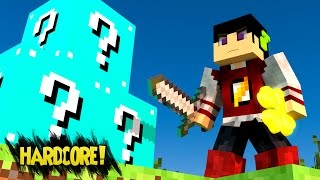 Minecraft: CAPACETE MAIS FORTE DO JOGO? - MEGA HARDCORE! ‹ 01 / AM3NIC ›