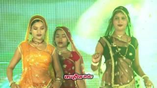Talbehat Mela Mahotsav 2016 / Bundeli Rai Dance / Jija Harami / Mansingh Pal & Asha Thakur